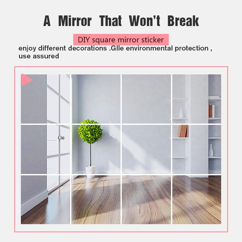 A Mirror That Won't Break