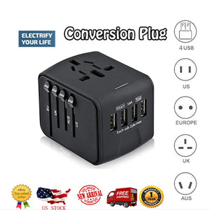 BUY 2 FREE SHIPPING-All-In-One Universal Travel Adapter