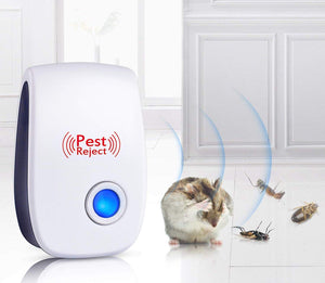 Ultrasonic Pest Repellent & Buy 3 Free Shipping