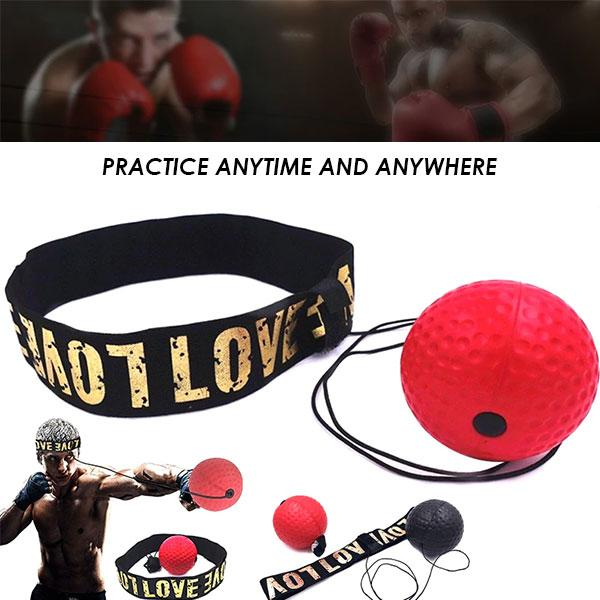 Portable Boxing Training Ball (50% Off Today Only!)