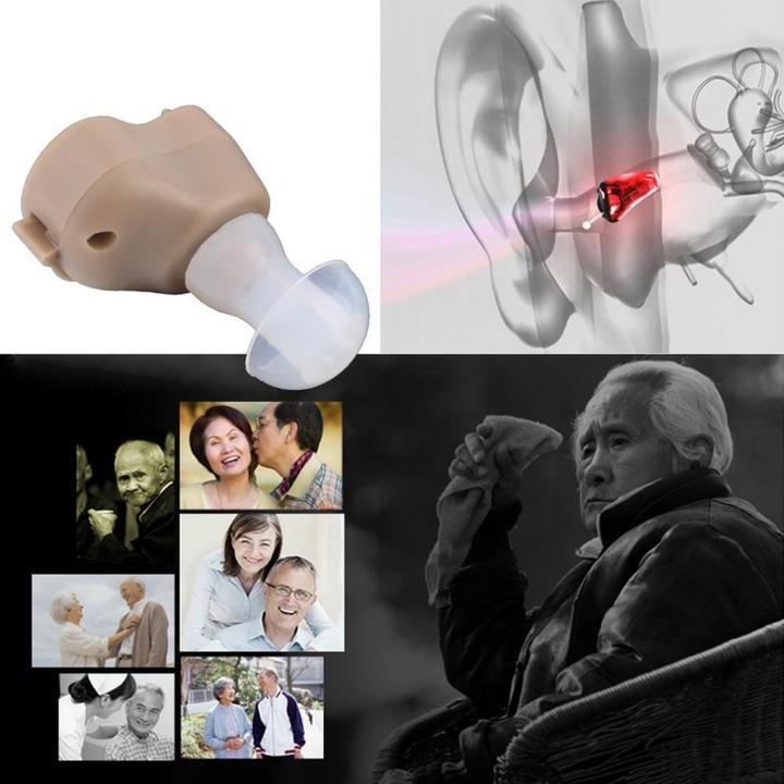 Invisible Nano Hearing Aid【2 Ears】