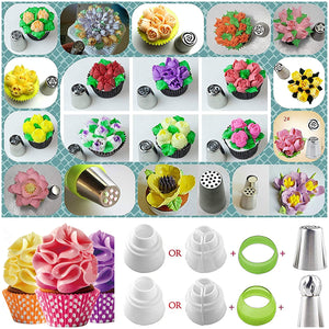 Russian Piping Tips - Cake Decorating Supplies