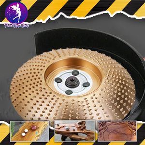 Grinder Shaping Disc (Free Shipping)