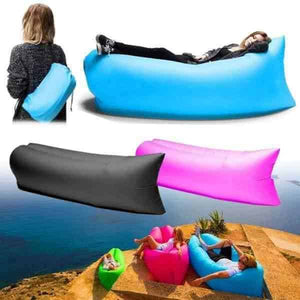 Premium Inflatable Air Sleeping Bag(Buy 2 Free shipping)