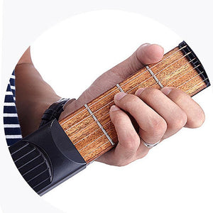 POCKET GUITAR - Anything & Everything to Anywhere