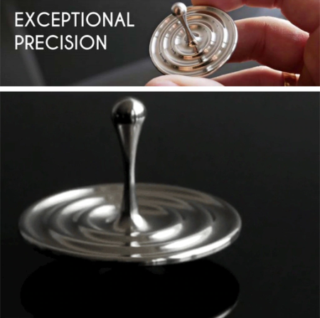 Eternal Rotating Gyroscope (New Years LIMITED SALE+Free Shipping)