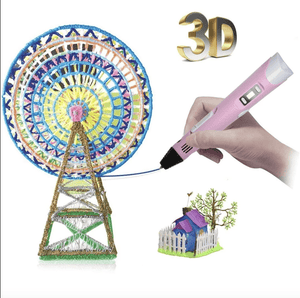 3D PRINTING PEN WITH USB - WikiWii