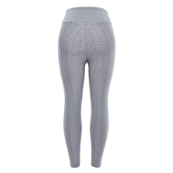 Booty Lifting x Anti-Cellulite Leggings - Gray / S