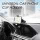 Buy 2 Free Shipping & Universal Car Phone Clip Holder