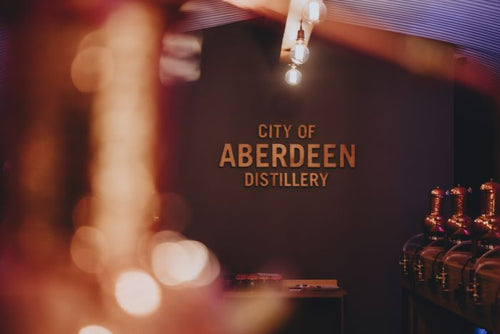 City of Aberdeen Distillery