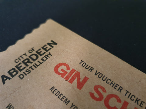 Gin School Tour Voucher