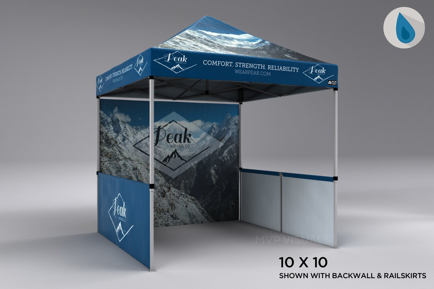 Tent Accessories That Glam Up Your Boring Display