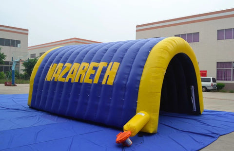 Inflatable Football Tunnels & Helmets