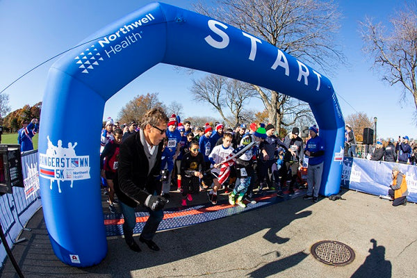 MVP Visuals Rangerstown 5K Start Line
