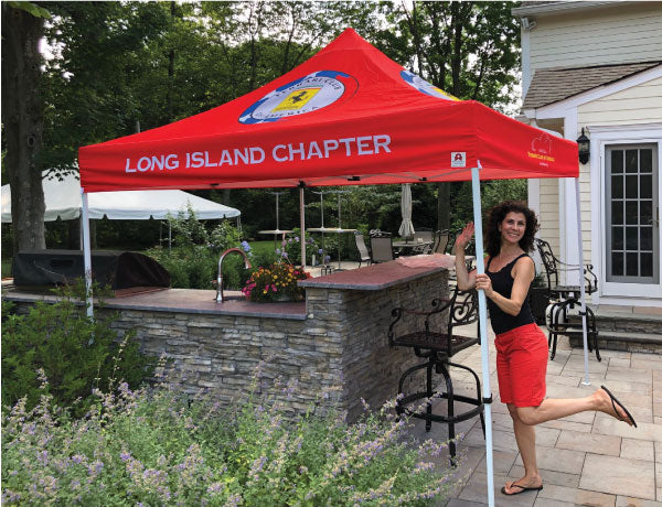 MVP Visuals Custom Printed Tents