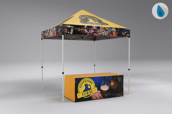 MVP Visuals Brewery Tent Bundle