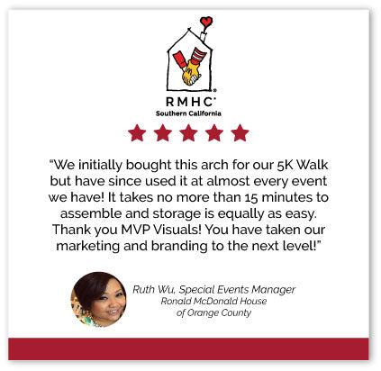 Ronald McDonald House for MVP Visuals