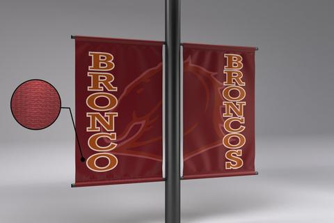 18oz Double-sided Vinyl Banner