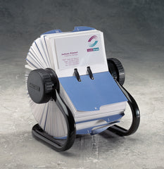 Rolodex of business contacts