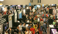 Sharing trade show booths