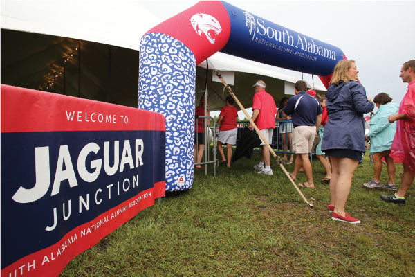 inflatable activity for inflatable for jaguars junction