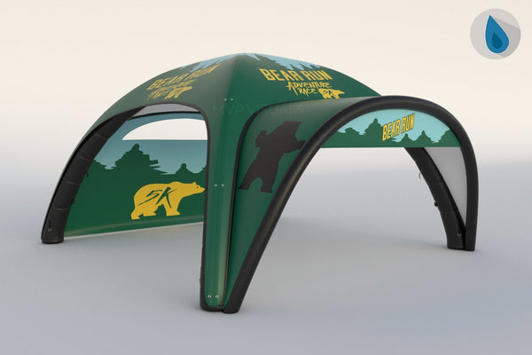 MVP Inflatable Dome Tent