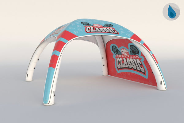 MVP Inflatable Dome for Trade Show