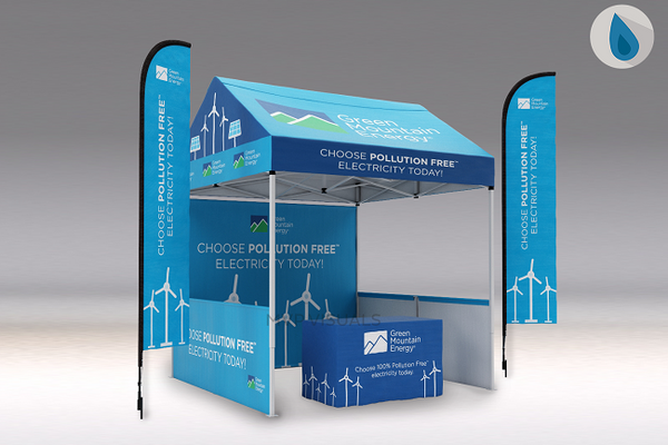 Green Mountain Energy Tent Event Kit