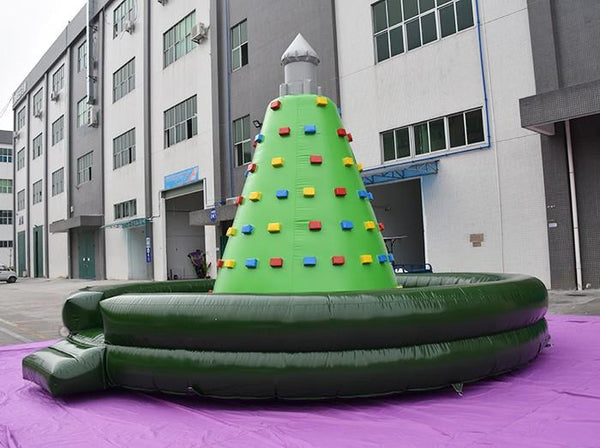 MVP Visuals Inflatable Obstacle Course