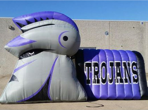MVP Visuals Custom Inflatable Tunnel