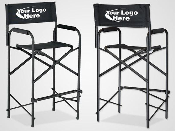 Adjustable Directors Chairs