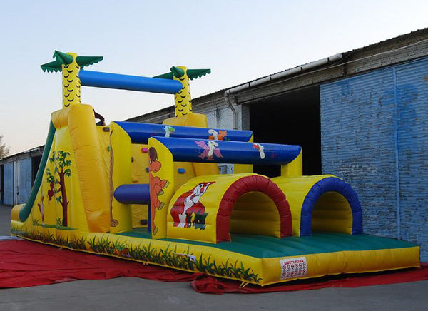 MVP Visuals Giant Inflatable Obstacle Course