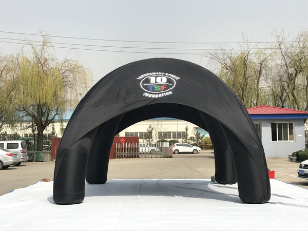 MVP Visuals Custom Shape Inflatable Tents
