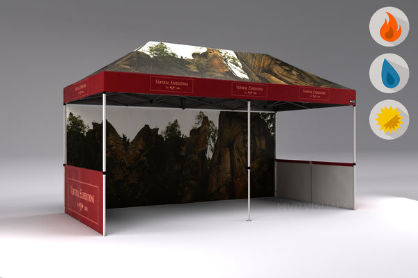Forever Flash Custom Tents