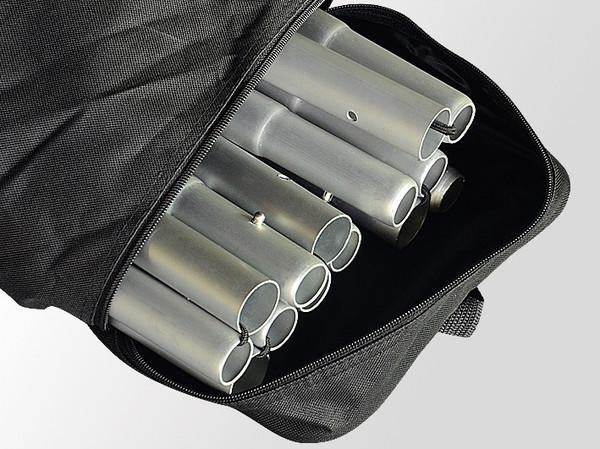 Curved Fabric Tension Pop Up Carry Case