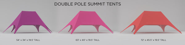 Summit Pop Up Custom Tent for Sale