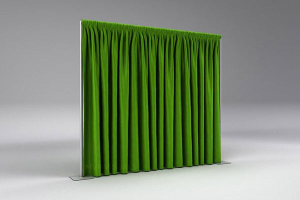 Non Printed Basic Polyester Drapes