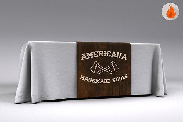 Polyester Printed Table Runner