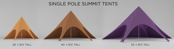 MVP Visuals Pop Up Custom Tent for Summit