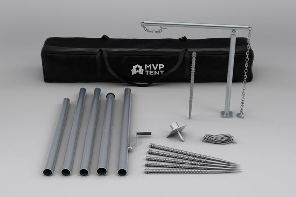 MVP Visuals Summit Pop Up Custom Tent Accessories
