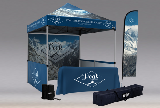 Custom Tents MVP Bundle