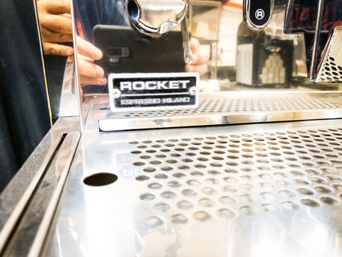 Rocket Giotto R8V Espresso Machine