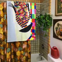 Load image into Gallery viewer, Rainbow Bath Person Towel - Limited Edition