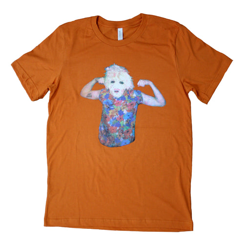 Melted 10 Year Anniversary Shirt (Orange) / Limited Edition