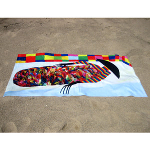 Rainbow Bath Person Towel - Limited Edition