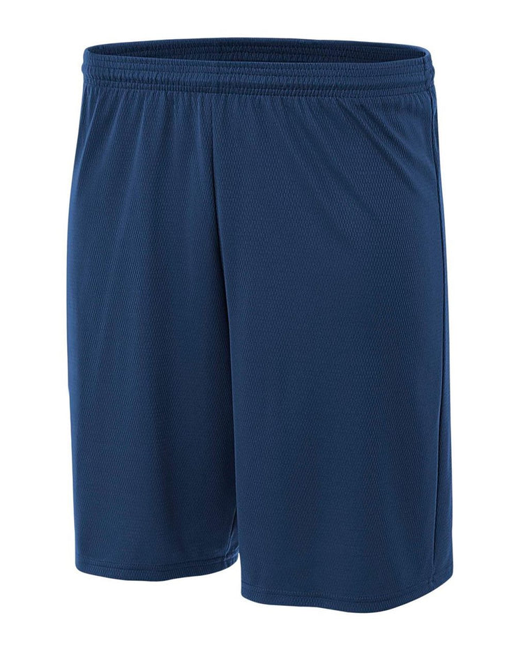 "Youth 7"" Cooling Performance Power Mesh Short"