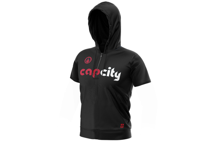 Cap City Gauntlet Hooded Shooting Shirt