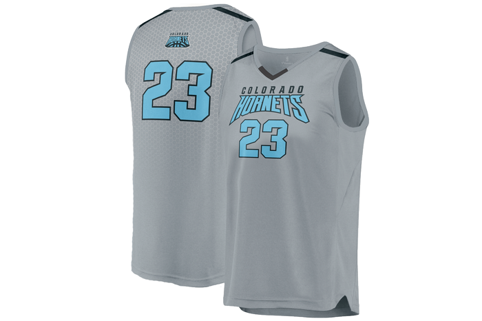 Colorado Hornets Game Day Away Jersey