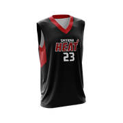 Smyrna Heat Game Day Reverse Jersey