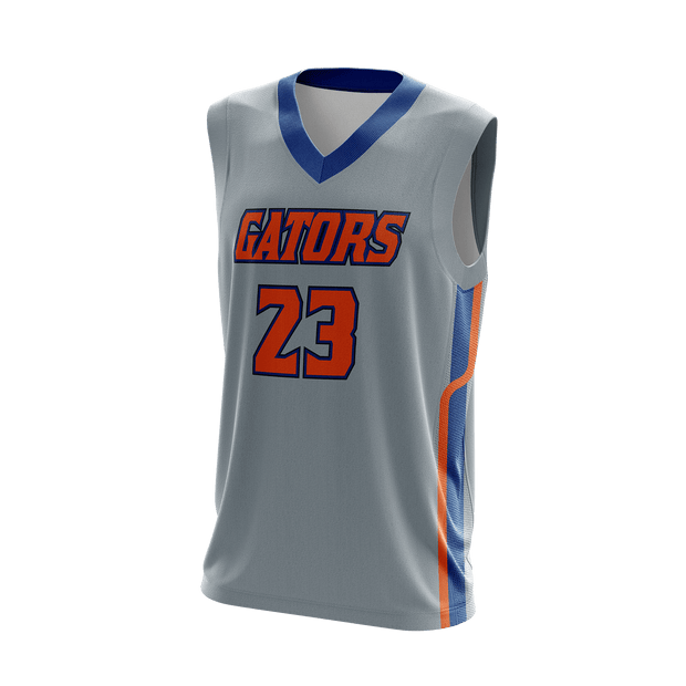 Norcal Gators Game Day Home Basketball Jersey